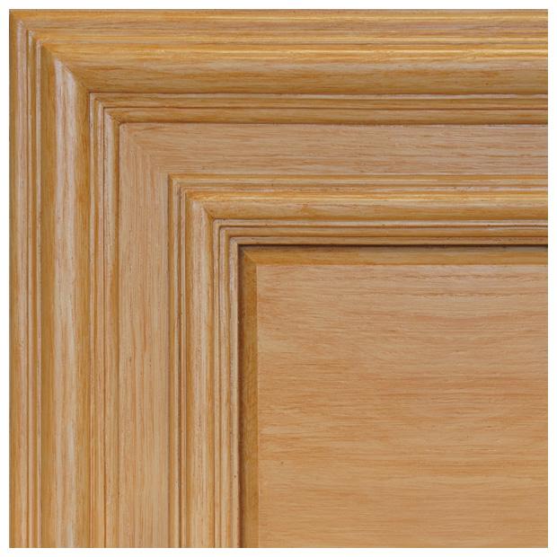 Traditional III: Woodgrain finish