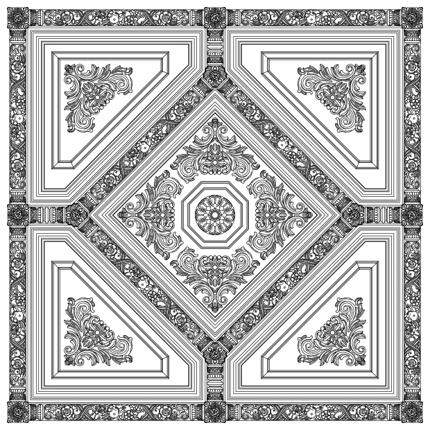 beaux_arts-biscaya-tile-illustration-chandelier